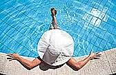צימרים עם בריכת שחיה